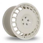 Rota D154 White Alloy Wheels