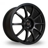 Rota Foil Black Alloy Wheels