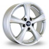 Dare T888 Hyper Silver Alloy Wheels