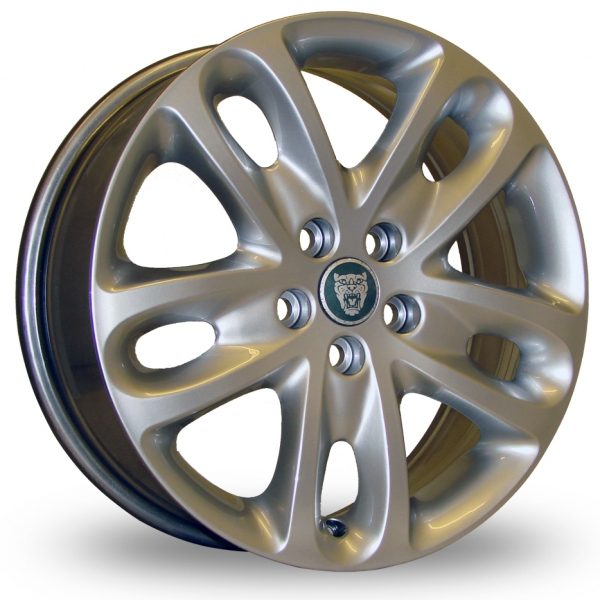 Picture of 17 Inch Original Jaguar X-Type Bermuda Alloy Wheels
