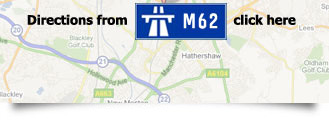 View a map for directions to Wheelbase Alloy Wheels from the M62 motorway