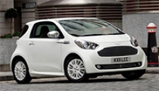 Aston Martin Cygnet 2011 to 2013 Alloy Wheels and Tyre Packages.