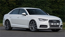 Audi A4 2015 to 2018 (B9) Alloy Wheels and Tyre Packages.