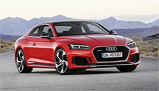 Audi RS5 2017 to 2018 (B9) Alloy Wheels and Tyre Packages.