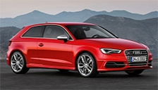 Audi S3 2012 to 2019 (8V) Alloy Wheels and Tyre Packages.