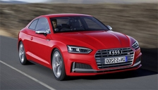 Audi S5 2016 to 2018 Coupe Alloy Wheels and Tyre Packages.