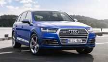 Audi SQ7 2016 to 2018 Alloy Wheels and Tyre Packages.