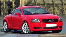 Audi TT 1998 to 2006 (Mk1) (8N) Alloy Wheels and Tyre Packages.