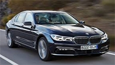 BMW 7 Series 2015 to 2018 (G11)(G12) Alloy Wheels and Tyre Packages.