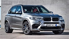 BMW X5M 2014 to 2018 (F85) Alloy Wheels and Tyre Packages.