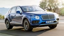 Bentley Bentayga 2015 to 2018 Alloy Wheels and Tyre Packages.