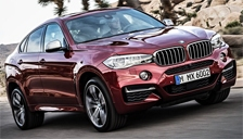 BMW X6 2014 to 2018 (F16) Alloy Wheels and Tyre Packages.