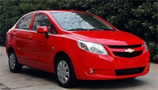 Chevrolet Sail 2010 to 2018 Alloy Wheels and Tyre Packages.