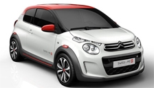 Citroen C1 2014 to 2018 (Mk2) Alloy Wheels and Tyre Packages.