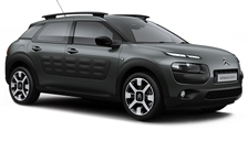 Citroen C4 Cactus 2014 to 2019 Alloy Wheels and Tyre Packages.