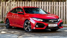 Honda Civic Alloy Wheels and Tyre Packages.