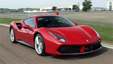 Ferrari 488 GTB Alloy Wheels and Tyre Packages.