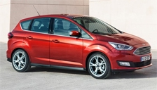 Ford C-Max Alloy Wheels and Tyre Packages.
