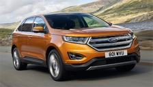 Ford Edge Alloy Wheels and Tyre Packages.