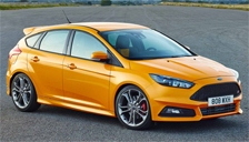 Ford Focus ST Alloy Wheels and Tyre Packages.