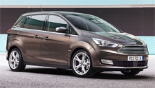 Ford Grand C-Max Alloy Wheels and Tyre Packages.