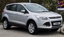 Ford Kuga Alloy Wheels and Tyre Packages.