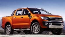 Ford Ranger Alloy Wheels and Tyre Packages.