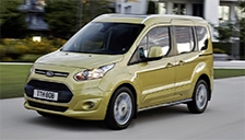Ford Tourneo Connect Alloy Wheels and Tyre Packages.
