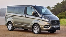Ford Tourneo Custom Alloy Wheels and Tyre Packages.