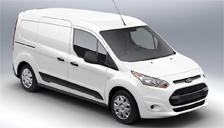 Ford Transit Connect Alloy Wheels and Tyre Packages.