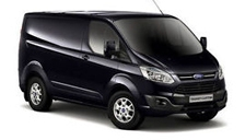Ford Transit Custom Alloy Wheels and Tyre Packages.
