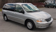Ford Windstar Alloy Wheels and Tyre Packages.