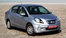 Honda Amaze Alloy Wheels and Tyre Packages.