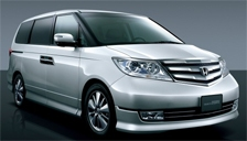 Honda Elysion Alloy Wheels and Tyre Packages.