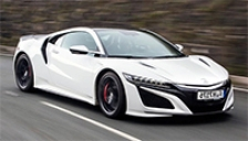Honda NSX Alloy Wheels and Tyre Packages.