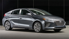 Hyundai Ioniq Alloy Wheels and Tyre Packages.