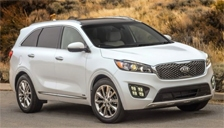 Kia Sorento Alloy Wheels and Tyre Packages.