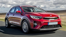 Kia Stonic Alloy Wheels and Tyre Packages.