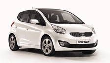 Kia Venga Alloy Wheels and Tyre Packages.