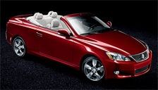 Lexus IS 250C Alloy Wheels and Tyre Packages.