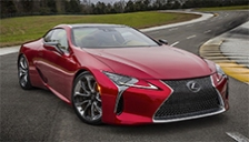 Lexus LC Alloy Wheels and Tyre Packages.