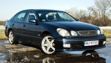 Lexus LS 400 Alloy Wheels and Tyre Packages.