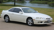 Lexus SC 300 Alloy Wheels and Tyre Packages.