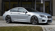 BMW M6 Gran Coupe 2012 to 2018 (F14) Alloy Wheels and Tyre Packages.