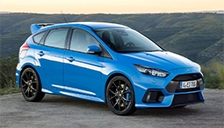 Ford Focus RS Alloy Wheels and Tyre Packages.