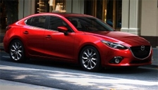 Mazda 3 2014 To 2018 (3rd Generation) Alloy Wheels And Tyre Packages.