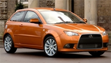 Mitsubishi Colt Alloy Wheels and Tyre Packages.
