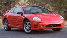 Mitsubishi Eclipse Alloy Wheels and Tyre Packages.