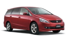 Mitsubishi Grandis Alloy Wheels and Tyre Packages.