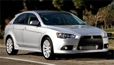 Mitsubishi Lancer Sportback Alloy Wheels and Tyre Packages.